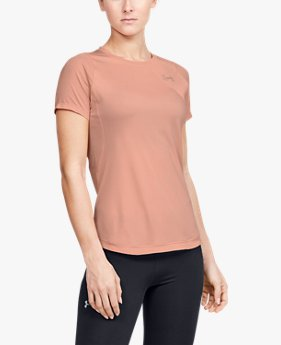 Women's UA Qualifier Iso-Chill Short Sleeve